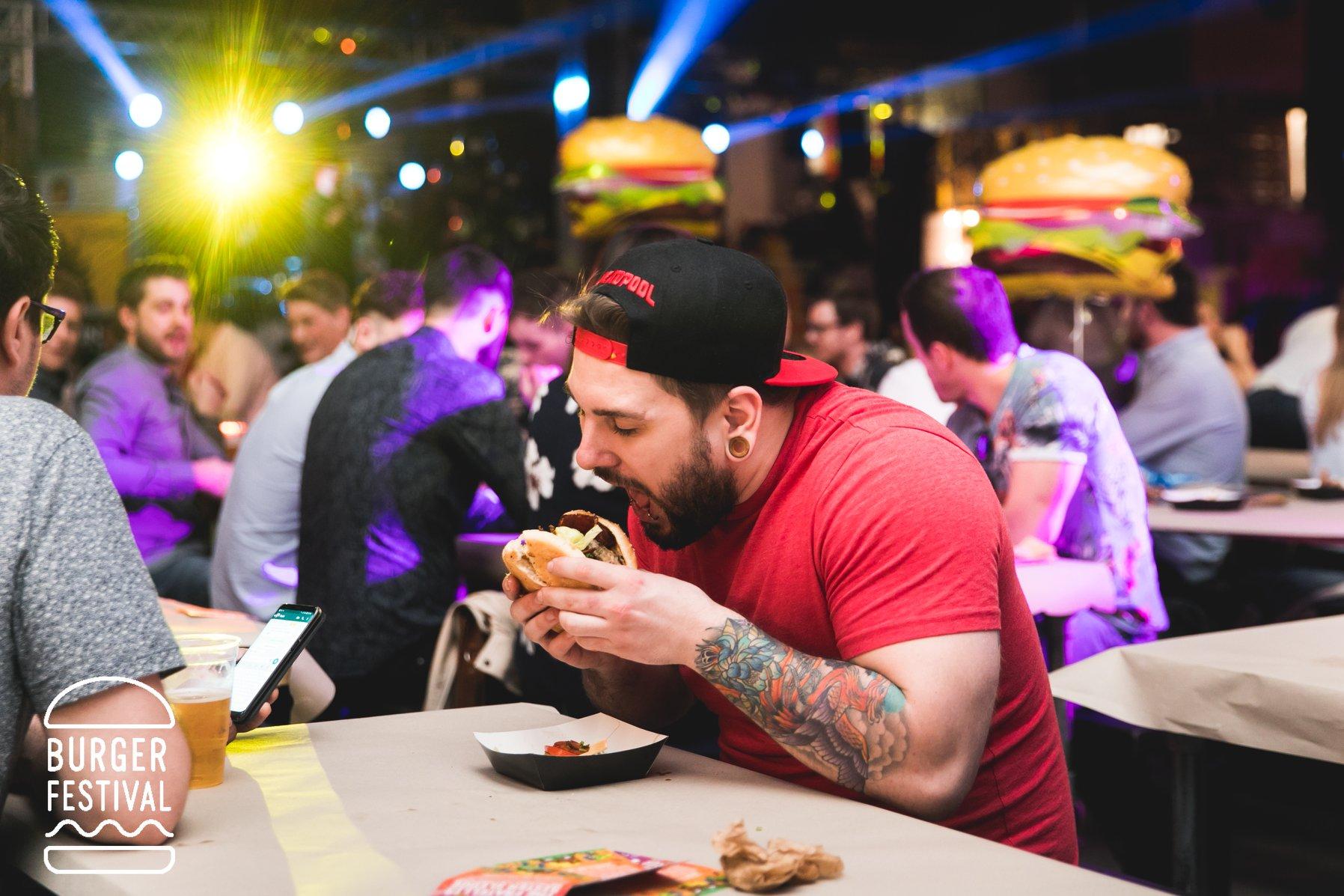 The Burger Festival