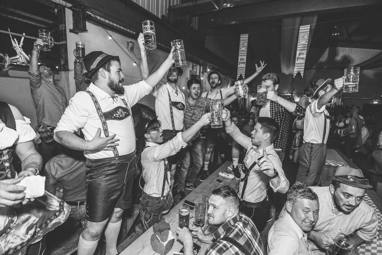 Oktoberfest 2021: Wales' Biggest German Beer Festival Comes To Bute Park