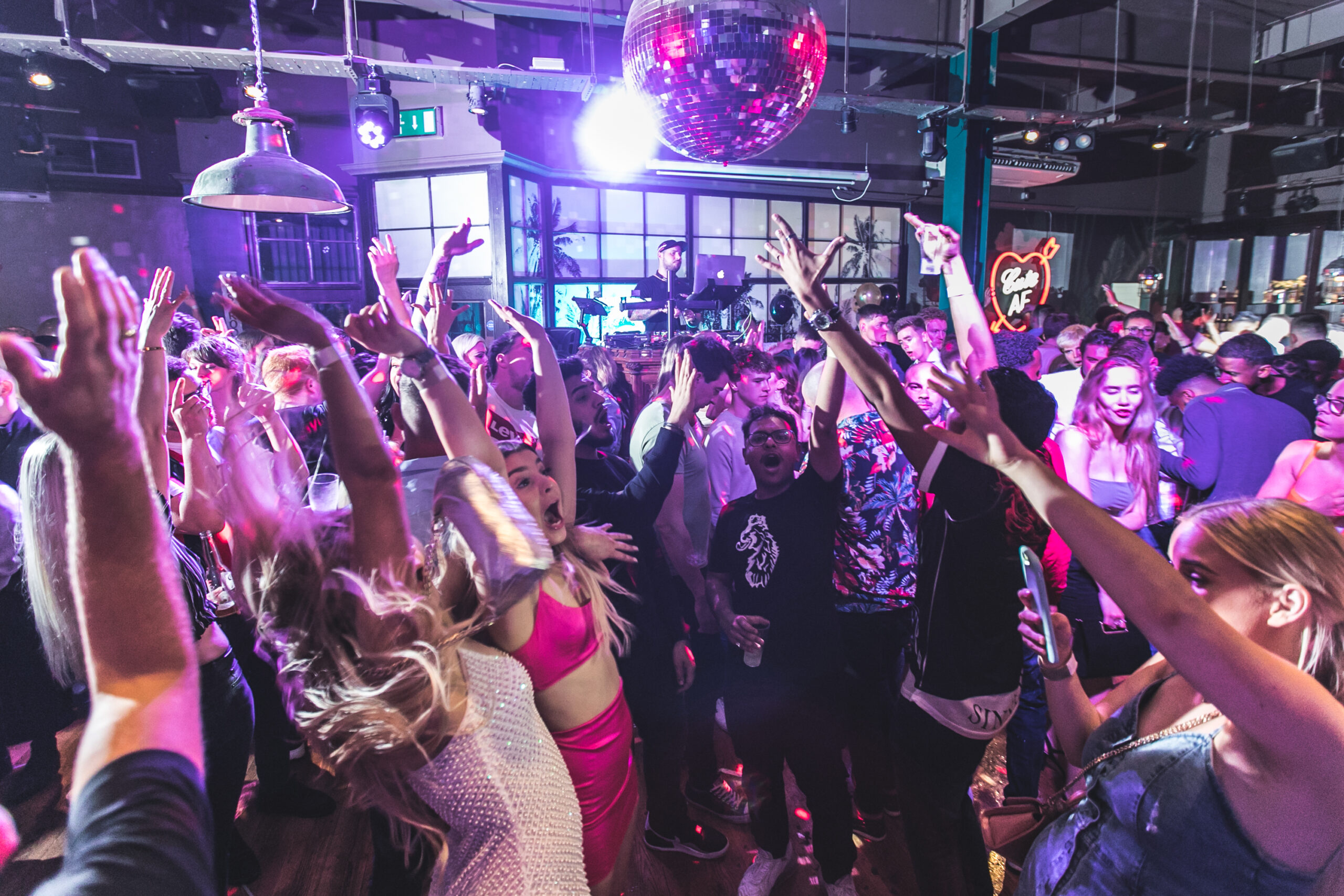 Cardiff Freedom Week – Nightclubs Prepare to Open from August 7th